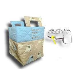 id e cadeau b b collection naissance oiseau bleu cr aflo. Black Bedroom Furniture Sets. Home Design Ideas