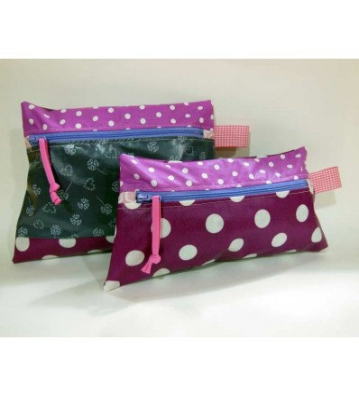 Trousse pour Cosmétique - Modèle Violette