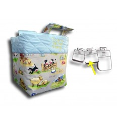 sac jouets personnalis s sac rangement jouets cr aflo. Black Bedroom Furniture Sets. Home Design Ideas