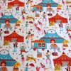 Tissu Coton Enfant - Motifs Circus