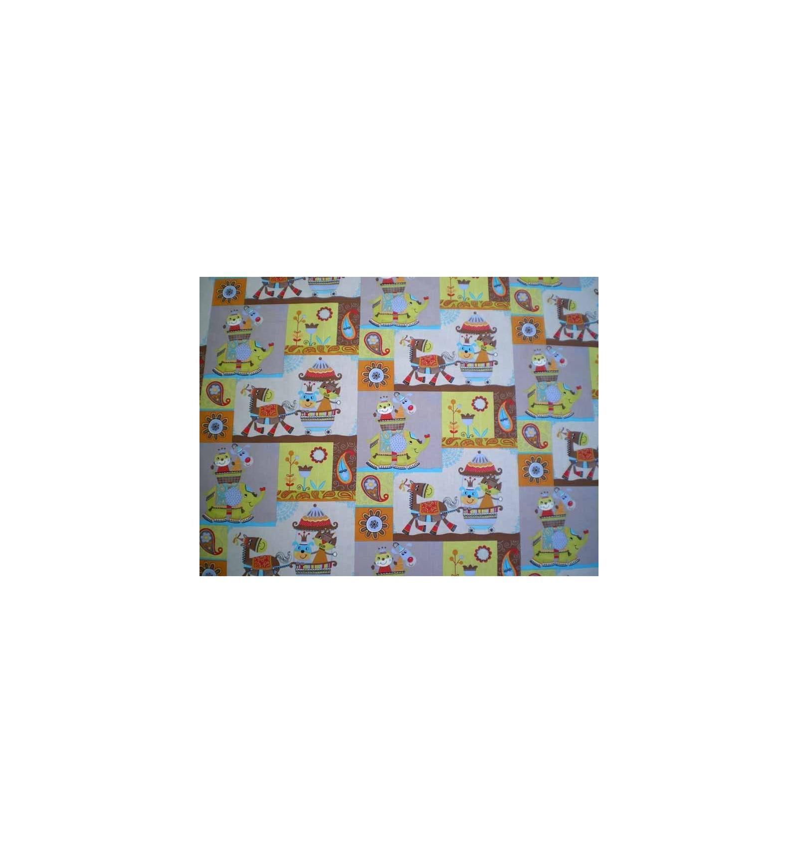 tissu imprim enfant vente en ligne de tissus pour enfants. Black Bedroom Furniture Sets. Home Design Ideas