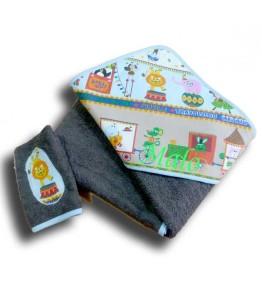 collection enfant mixte accessoires personnalis s enfant motif cirque cr aflo. Black Bedroom Furniture Sets. Home Design Ideas