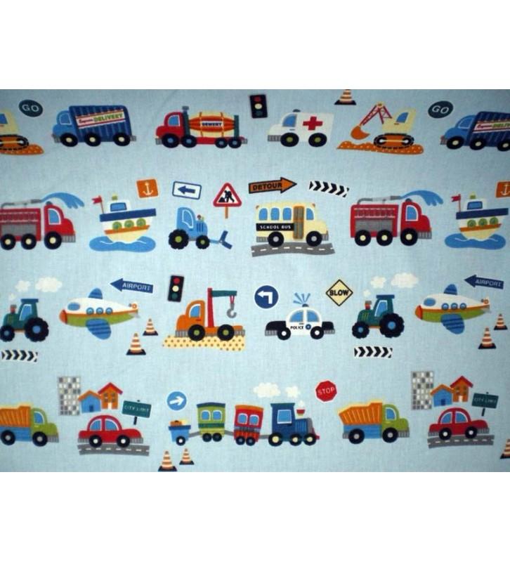 b229ff46d0662 Tissu enfant garçon - Tissus pour la décoration chambre enfant bébé