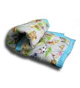 dredon enfant 100x120 cm linge de lit enfant couette enfant univers enfant cr aflo. Black Bedroom Furniture Sets. Home Design Ideas