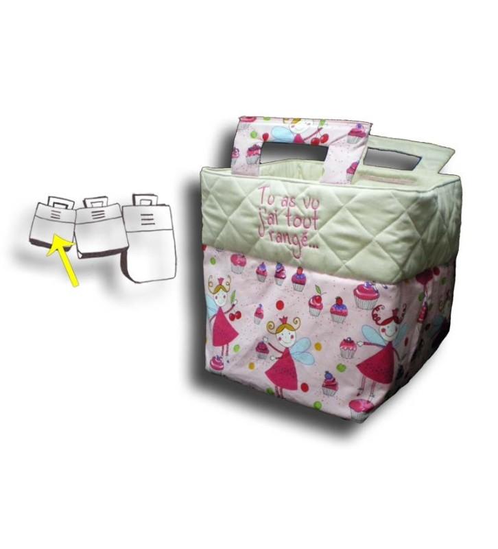 rangement jouet fille delta children multiboite de rangement a jouets cars amazonfr cuisine u. Black Bedroom Furniture Sets. Home Design Ideas