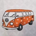 Collection Goodies VW Combi Cox