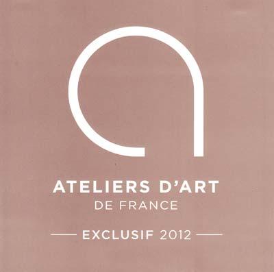 CréaFlo aux Ateliers d'Art de France en 2012