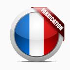 Tous les produits CréaFlo sont fabriqués exclusivement en France dans son Atelier